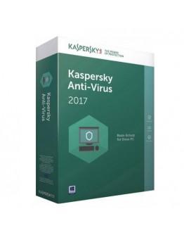 Kaspersky AntiVirus 2017 - 1 device, 1